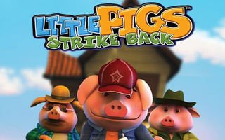онлайн-слот Little Pigs Strike Back картинка