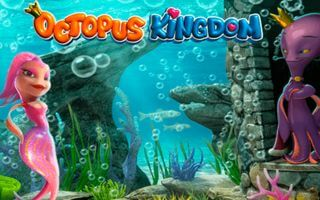 онлайн-слот Octopus Kingdom картинка
