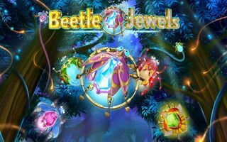 онлайн-слот Beetle Jewels картинка