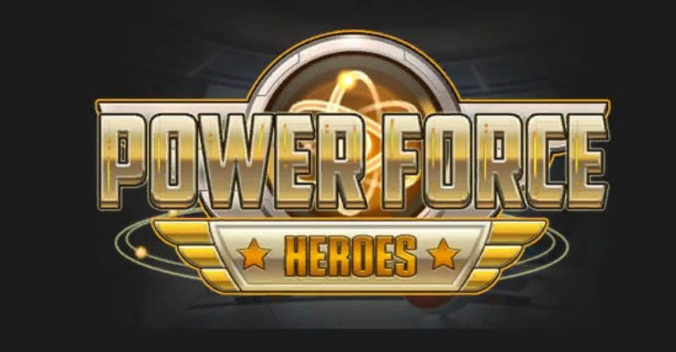 Игровой автомат Power Force Heroes ( Push Gaming )